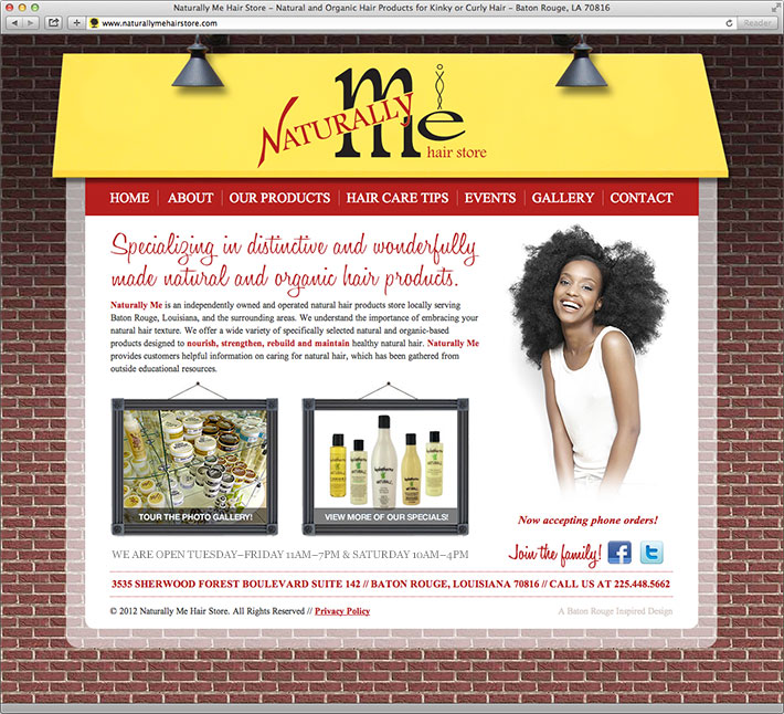Naturally Me Hair Store