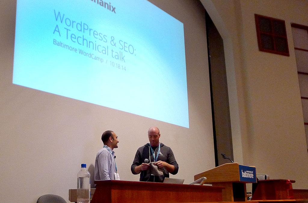 Baltimore WordCamp 2014: WordPress & SEO: The Technical Side